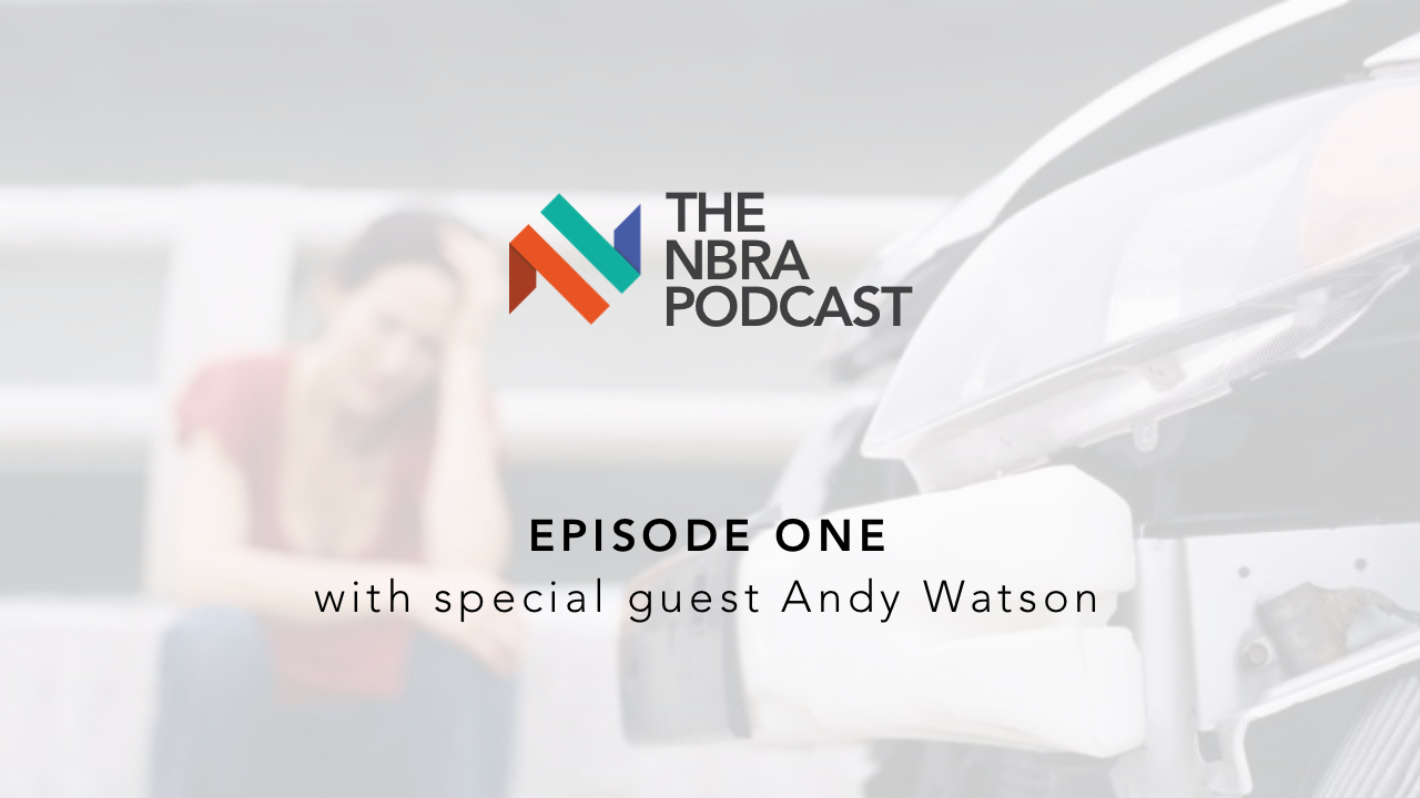 The NBRA Podcast – Episode 1, featuring Andy Watson
