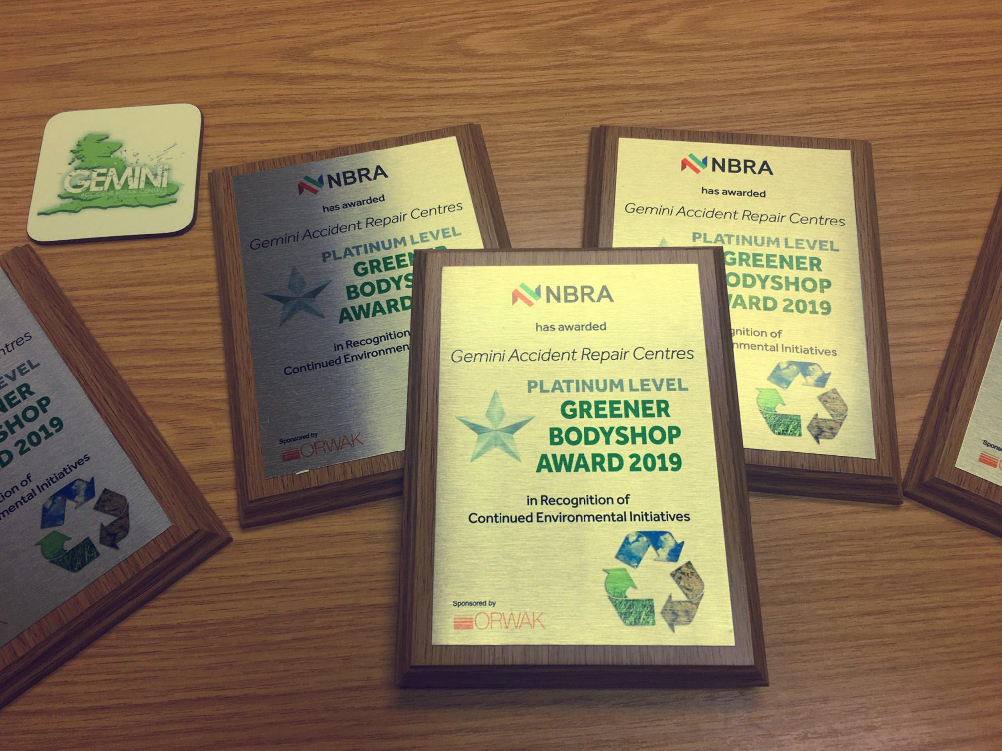 The Greener Body Shop Awards is back!