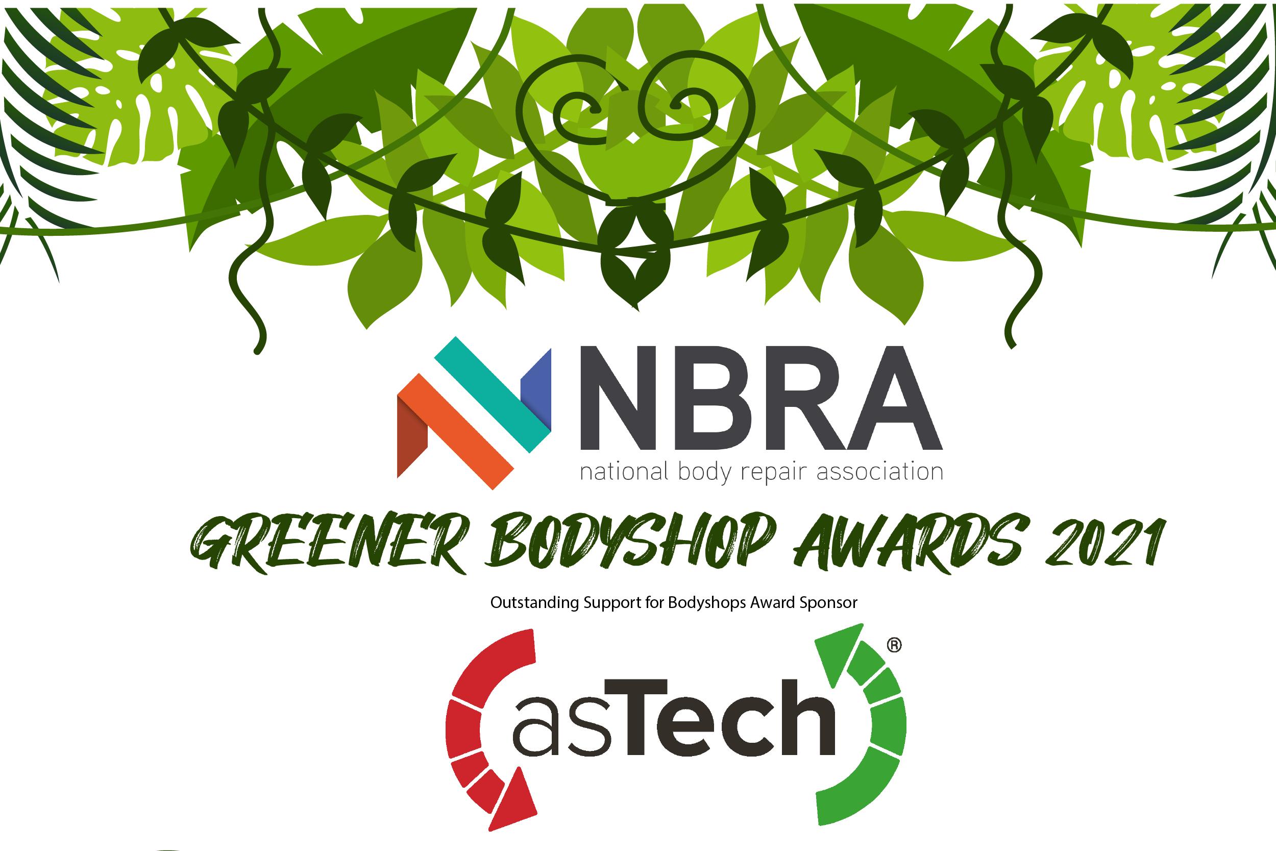 asTech to sponsor NBRA Greener Bodyshop Awards