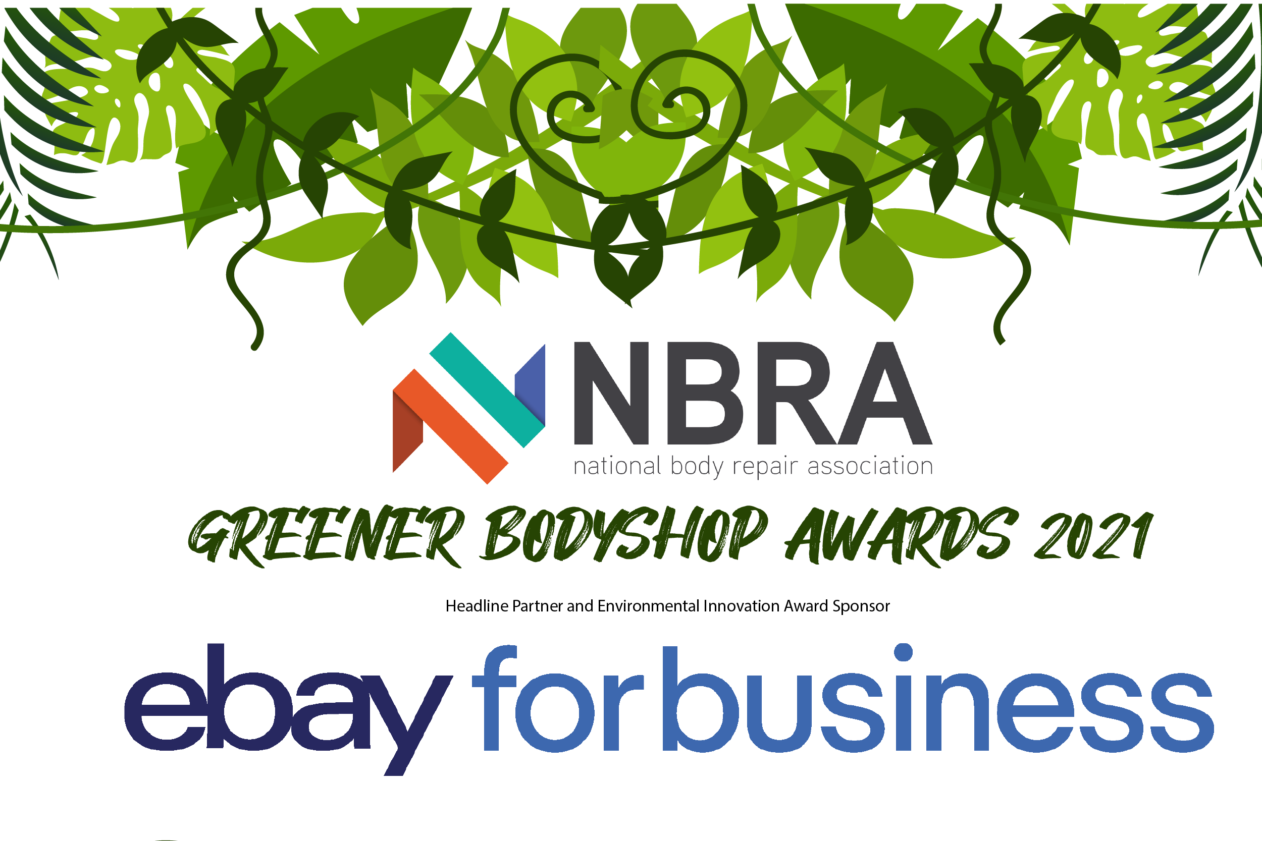 eBay announced as Greener Body Shop Award sponsor!