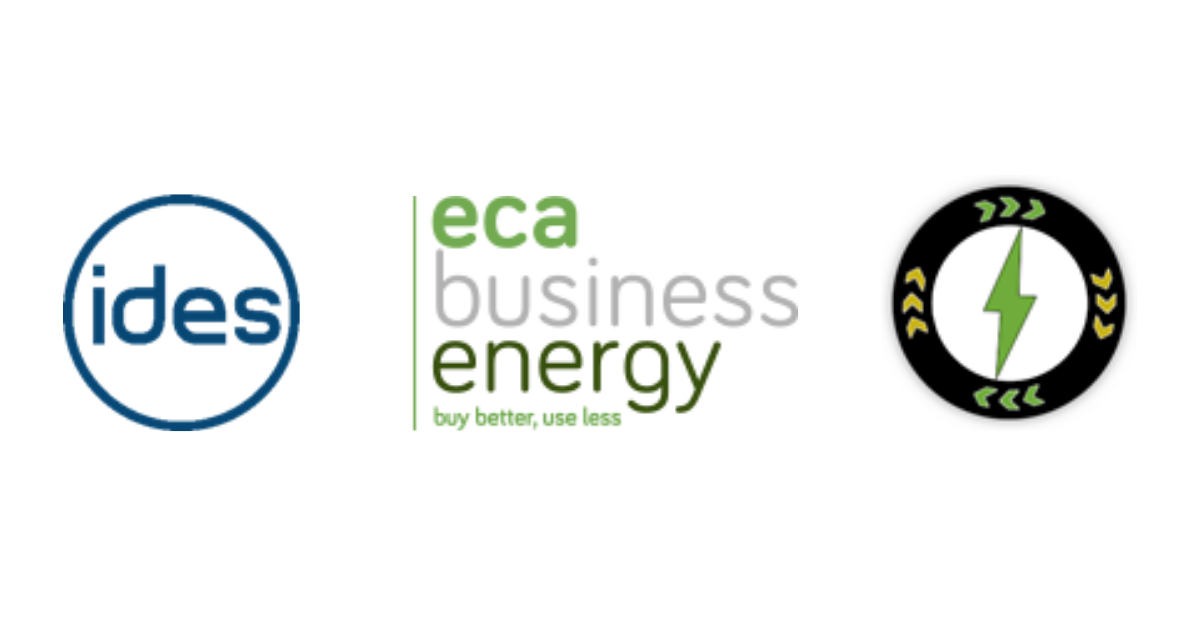 IDES and The Car Charging Shop have joined forces with ECA Business Energy